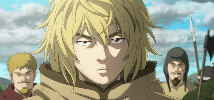 Thorfinn from Vinland Saga Screenshot