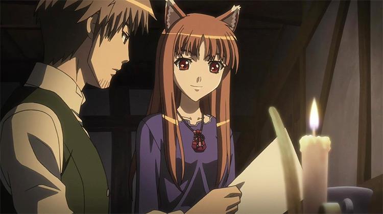 Ookami to Koushinryou (Spice and Wolf) anime