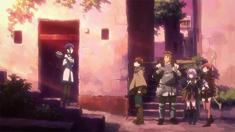 Hai to Gensou no Grimgar (Grimgar of Fantasy and Ash) anime