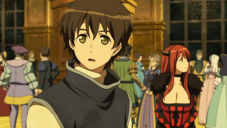 Maoyuu Maou Yuusha (Maoyu ~ Archenemy & Hero) anime