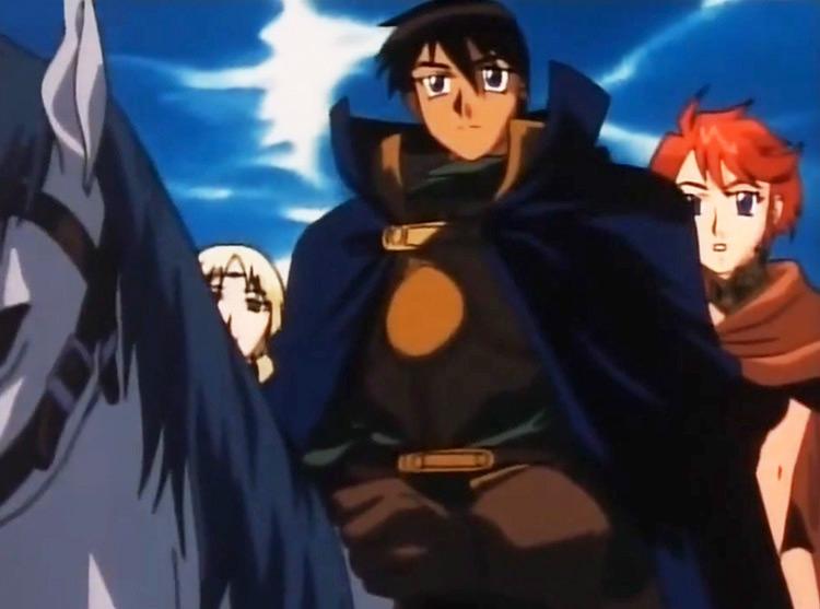 Record of Lodoss War anime screenshot