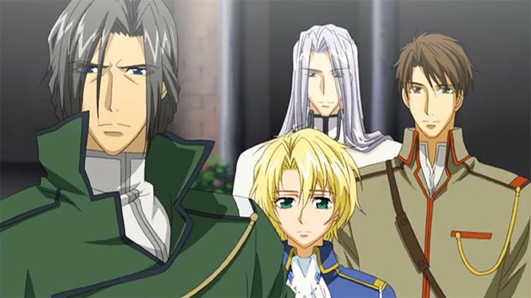 Kyou kara Maou! (King From Now On!) anime