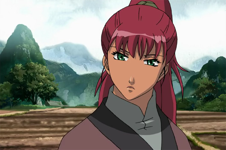 Juuni Kokuki (The Twelve Kingdoms) anime