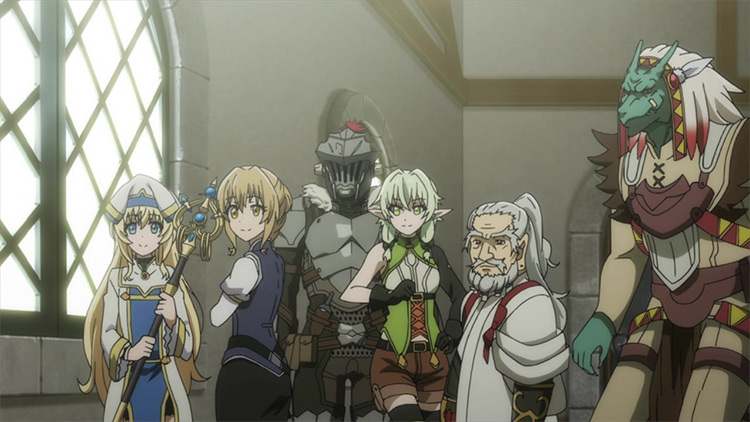 Goblin Slayer anime screenshot