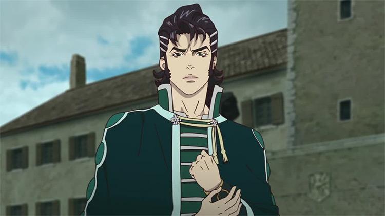 Kaisar Lidfard in Shingeki no Bahamut: Genesis