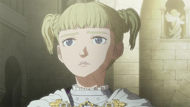 Farnese de Vandimion Berserk anime screenshot