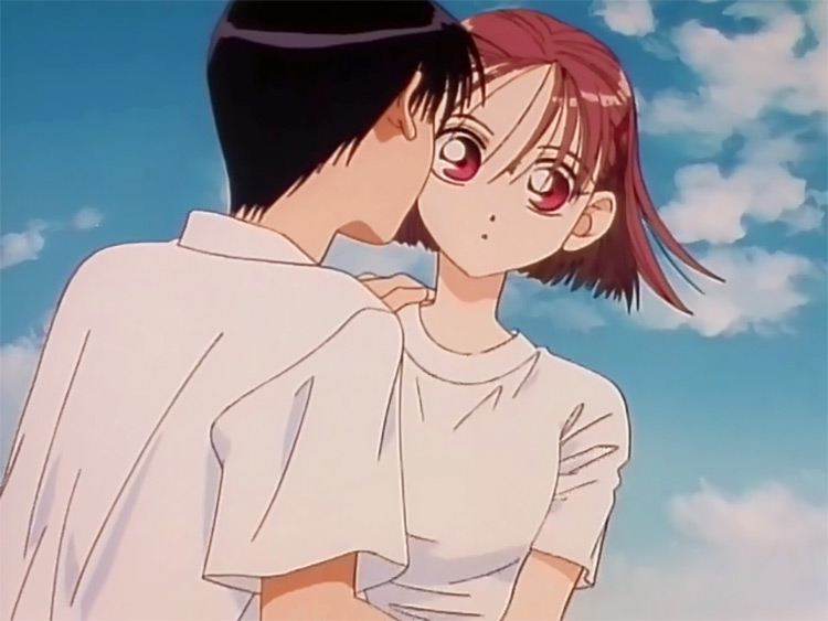 Kareshi Kanojo no Jijou (His and Her Circumstances) screenshot