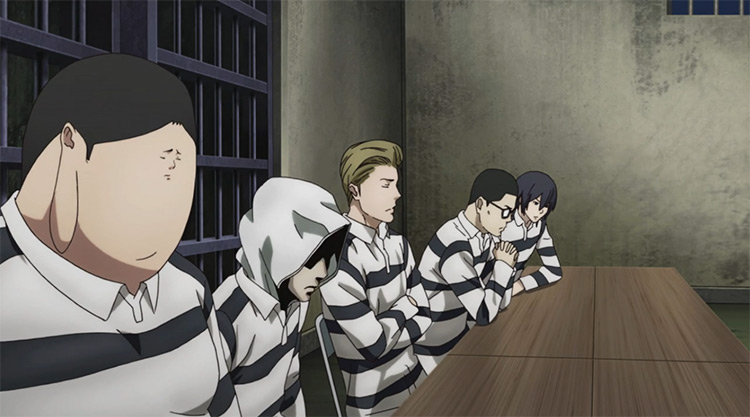 Prison School J.C. Staff anime