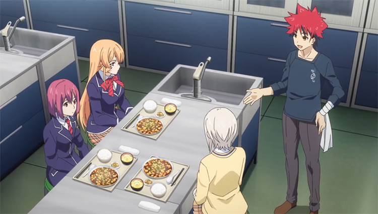 Shokugeki no Souma (Food Wars! Shokugeki no Soma) by J.C. Staff