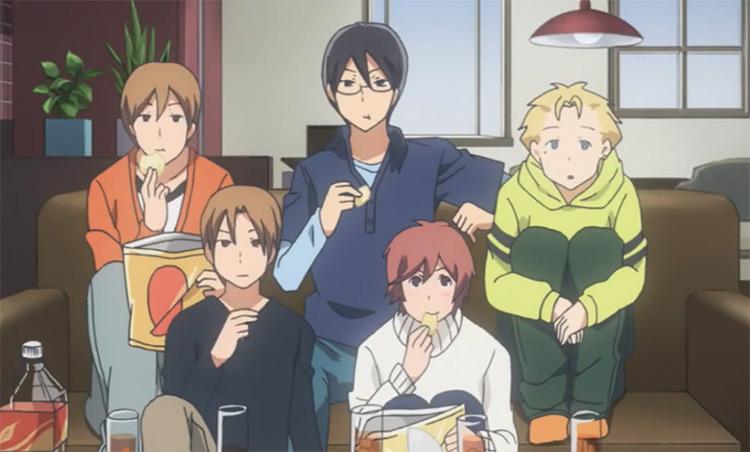 Kimi to Boku. (You and Me.) J.C. Staff anime