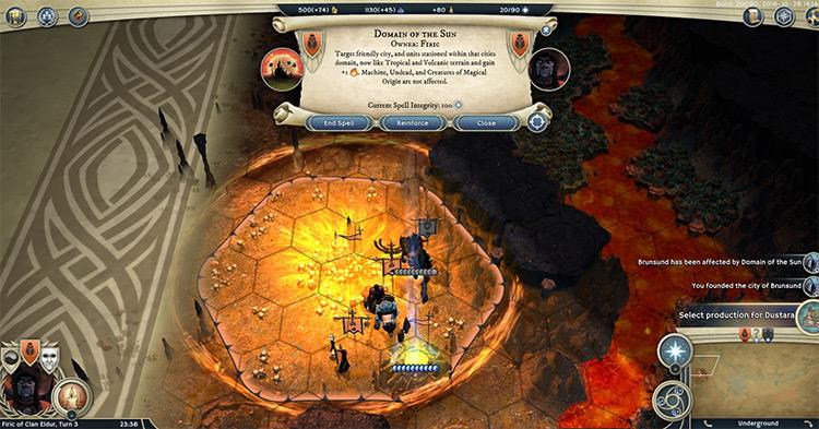 PBEM & Single Player Balance Mod for Age of Wonders III