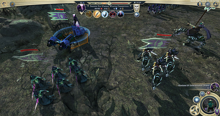 Shadow Realm Expansion Age of Wonders III Mod