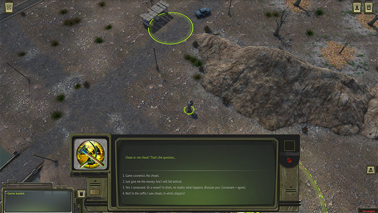 CTW - Cheats to the Wastelands for Atom RPG