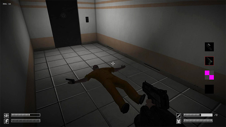Nine-Tailed Fox Mod for SCP - Containment Breach