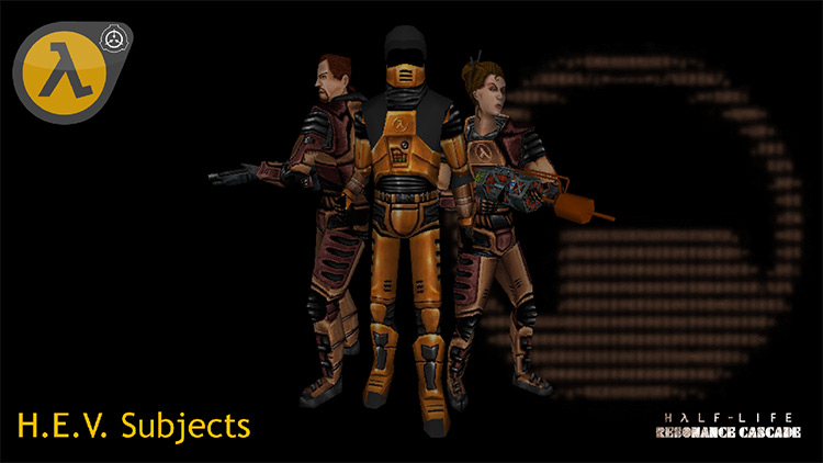 Half-Life: Resonance Cascade SCP - Containment Breach Mod