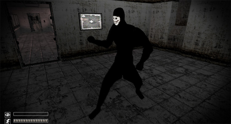 087-B Mod for SCP - Containment Breach