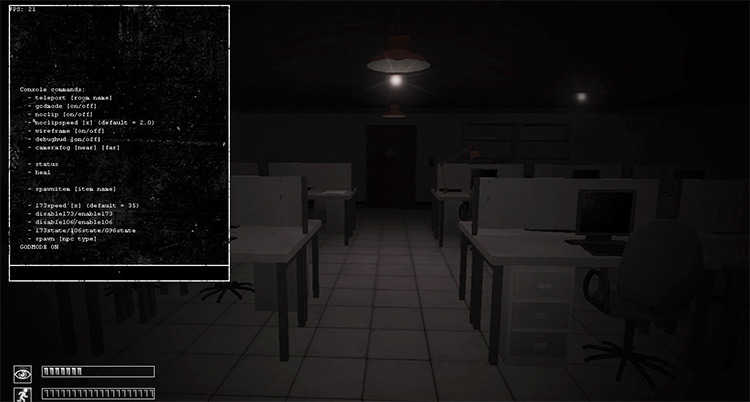 More Rooms for SCP - Containment Breach