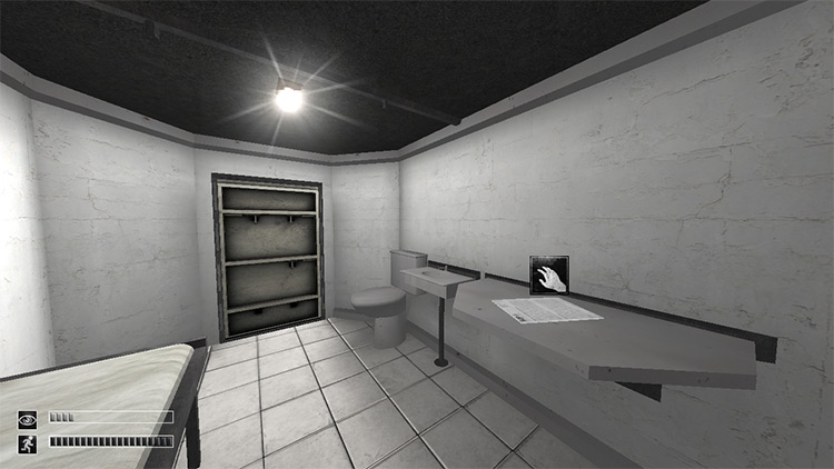 FOV Mod for SCP - Containment Breach