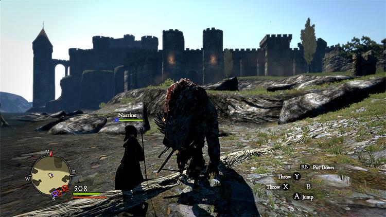 World Difficulty Mod for Dragon's Dogma: Dark Arisen