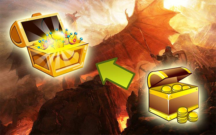 Greater Rewards Dragon's Dogma: Dark Arisen Mod