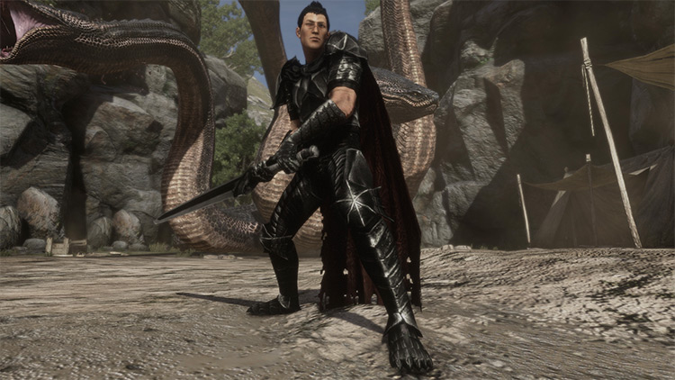 Berserk Set for Dragon's Dogma: Dark Arisen