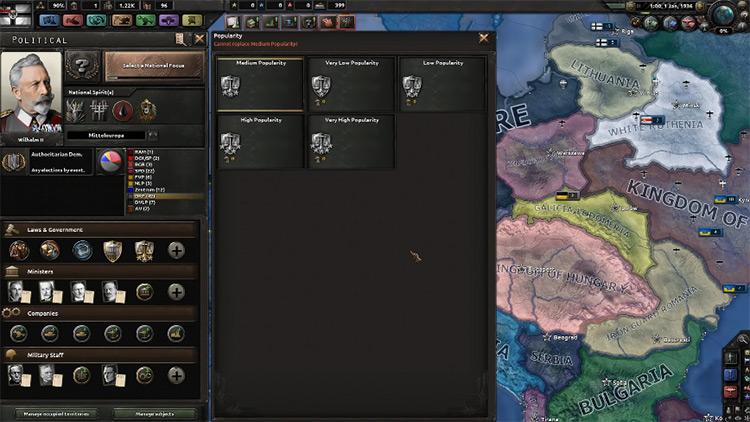 Kaiserreich Hearts Of Iron 4 Mod