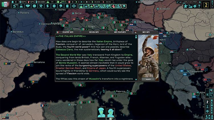 The New Order: Last Days of Europe HOI4 Mod