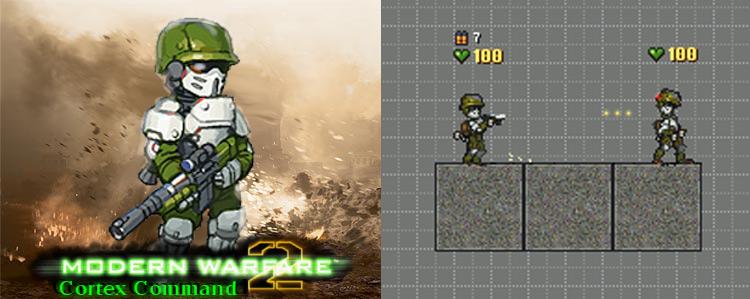 CC - Modern Warfare 2 Cortex Command Mod