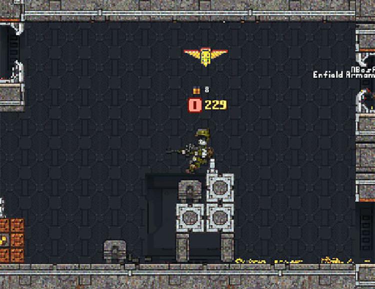 Cortex Command RPG Mod screenshot