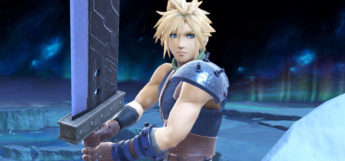 FF7 HD Cloud Mod for SSBU
