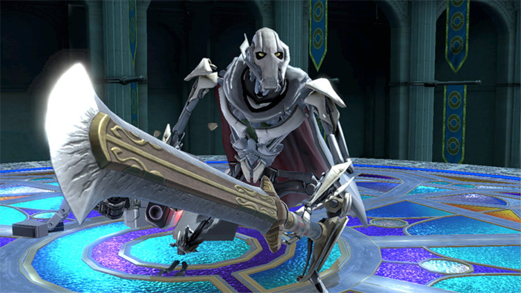General Grievous Super Smash Bros. Ultimate Mod