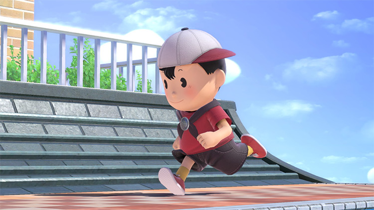 Ninten (Earthbound Beginnings) for Super Smash Bros. Ultimate