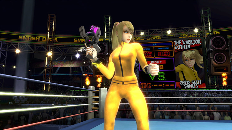 Kill Bill Samus for Super Smash Bros. Ultimate