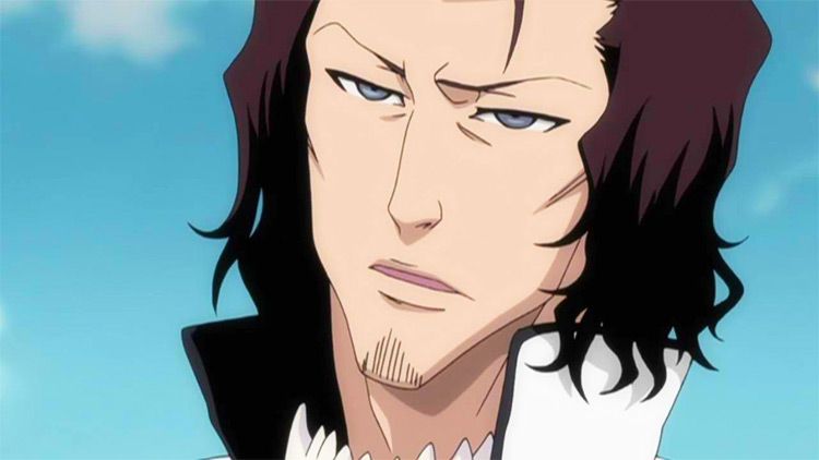 Coyote Starrk from Bleach anime