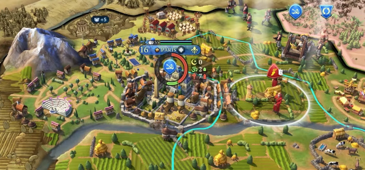 Religious Colonization HD Gameplay of Civ6