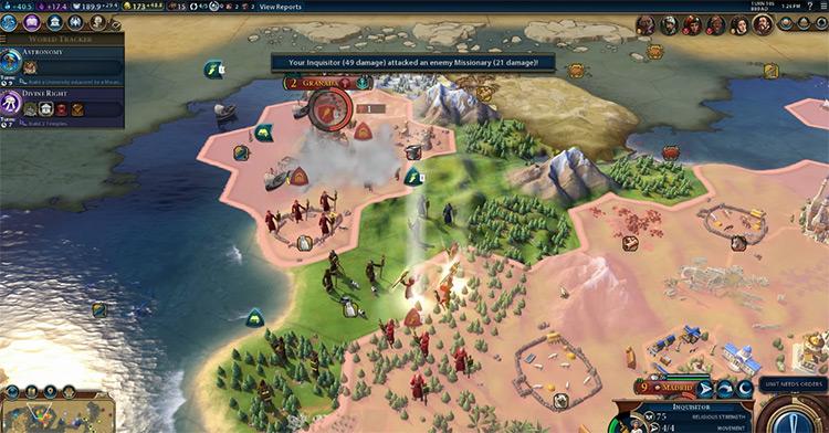 Burial Grounds Civilization 6 Belief