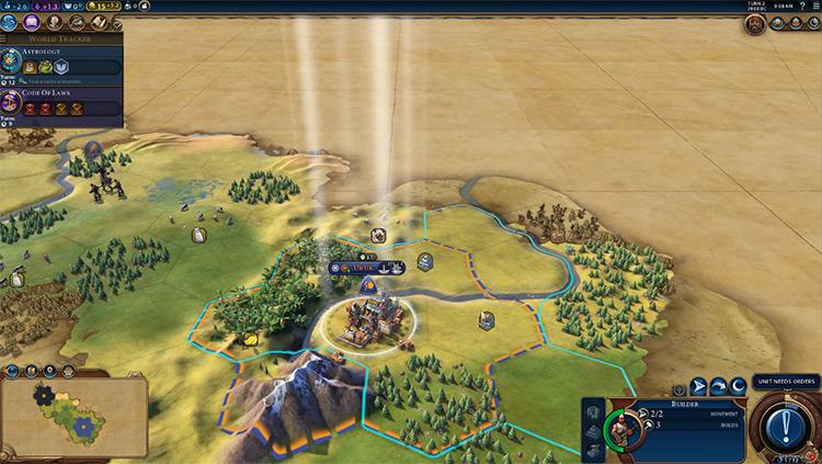 Religious Unity in Civilization 6