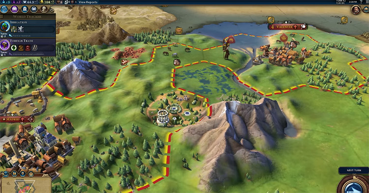 Feed the World Civ6 Belief