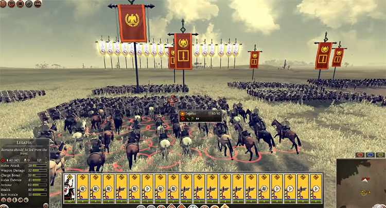 Rome Total War: Rome II Faction