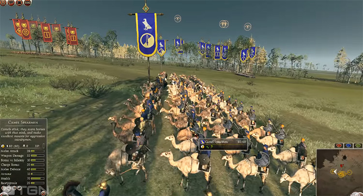 Egypt Total War: Rome II Faction