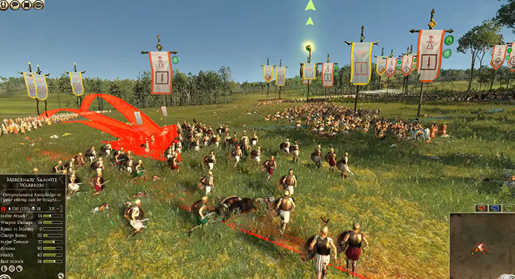 Carthage in Total War: Rome II