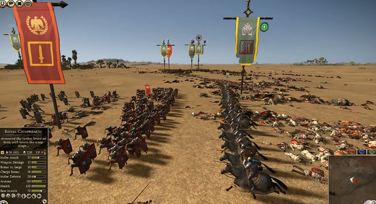 Armenia Faction in Total War: Rome II