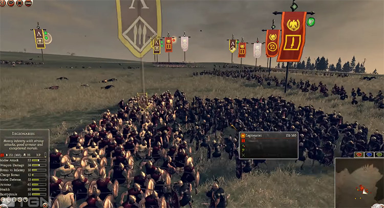 Sparta Total War: Rome II Faction