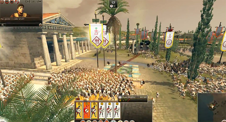 Barcid Dynasty Total War: Rome II Faction