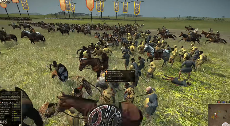 Masaesyli Total War: Rome II Faction