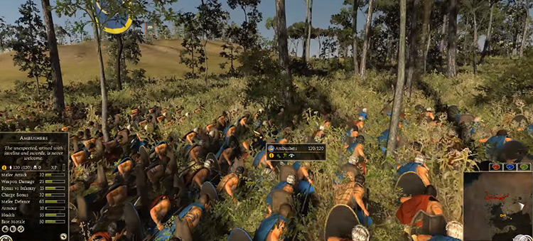 Iceni Total War: Rome II Faction
