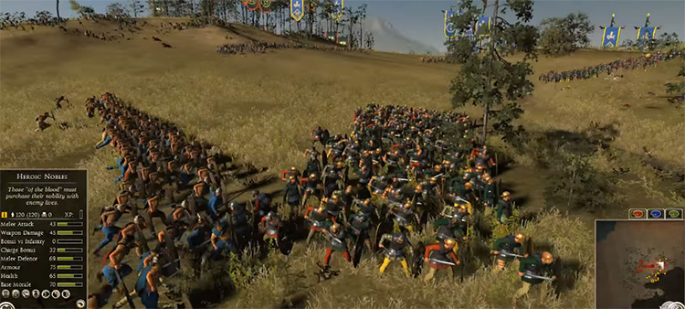 Arverni Faction in Total War: Rome II