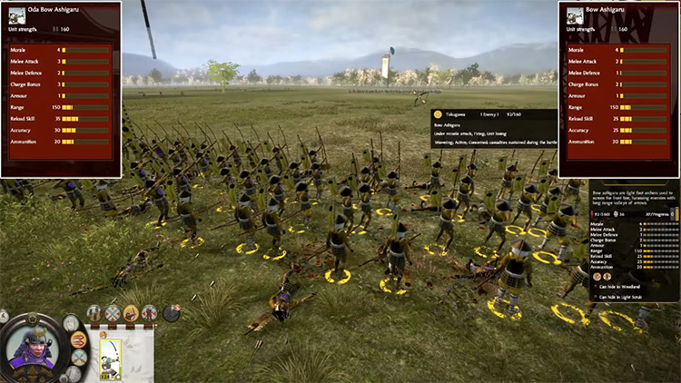 Oda Clan Total War: Shogun 2 Faction