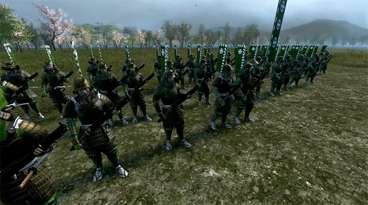 Shimazu Clan in Total War: Shogun 2