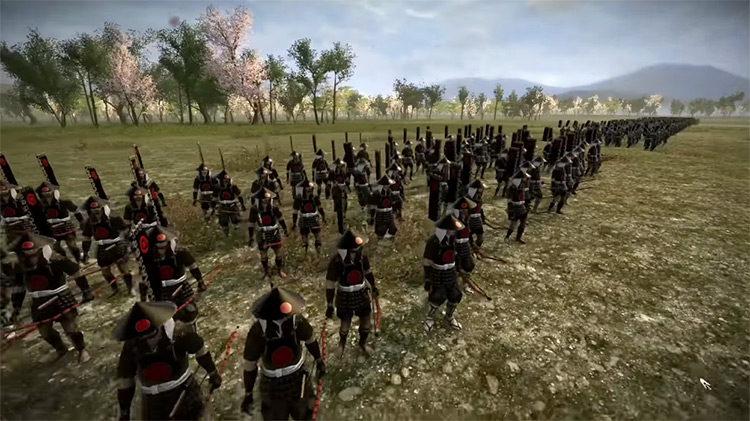 Hattori Clan in Total War: Shogun 2